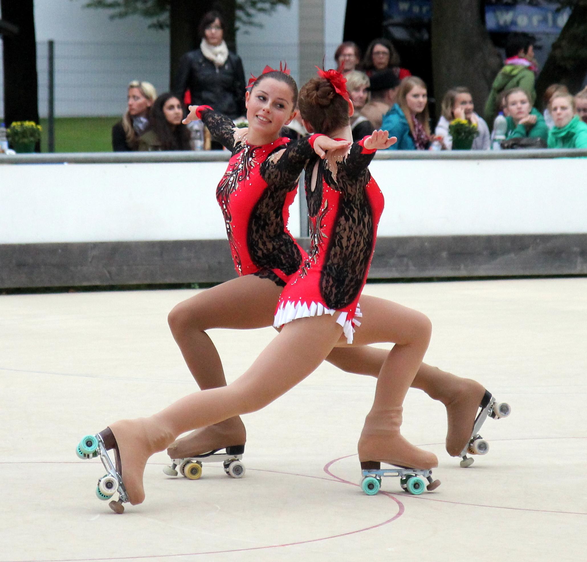 Melina Humbsch und Bianca Laubenstein