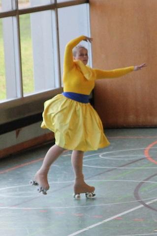 Theresa Kruse als Anastasia