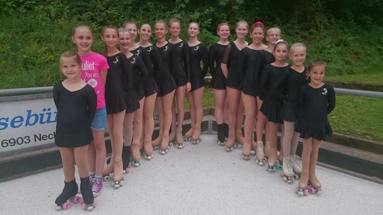 Landesmeisterschaft in Wilhelmsfeld